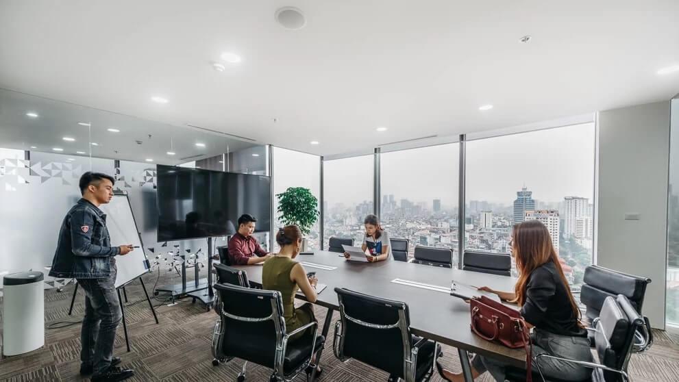 Phòng họp tại Hà Nội
