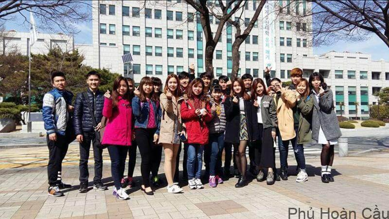 16 tuổi là độ tuổi lý tưởng nhất để đi du học tại Hàn Quốc