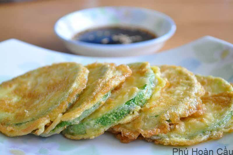 Bánh bí ngòi Hàn Quốc và tuyệt chiêu làm bánh bí ngòi cực ngon