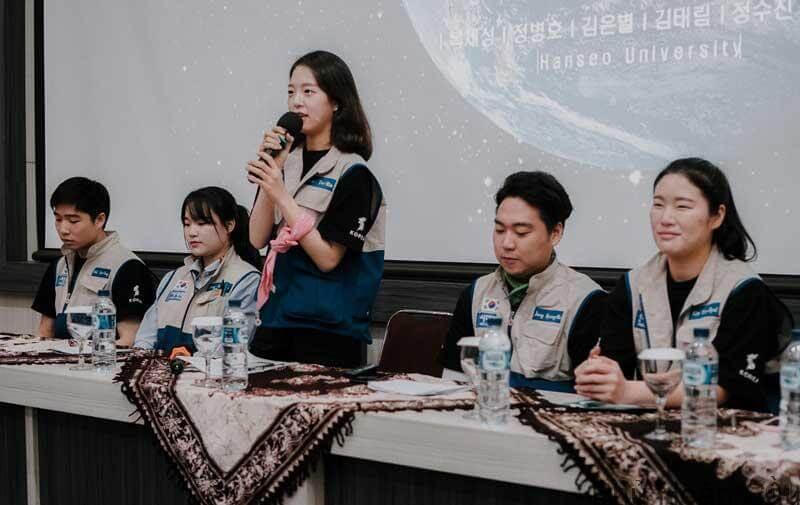 Chất lượng giảng dạy và đào tạo của Hanseo được đánh giá cao