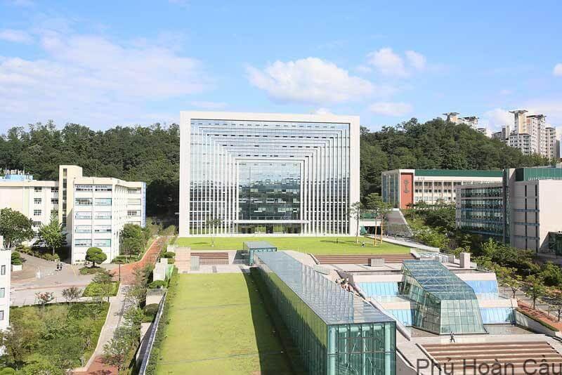 Đại học Gachon Hàn Quốc - TOP trường có cơ hội nhận visa thẳng cực cao