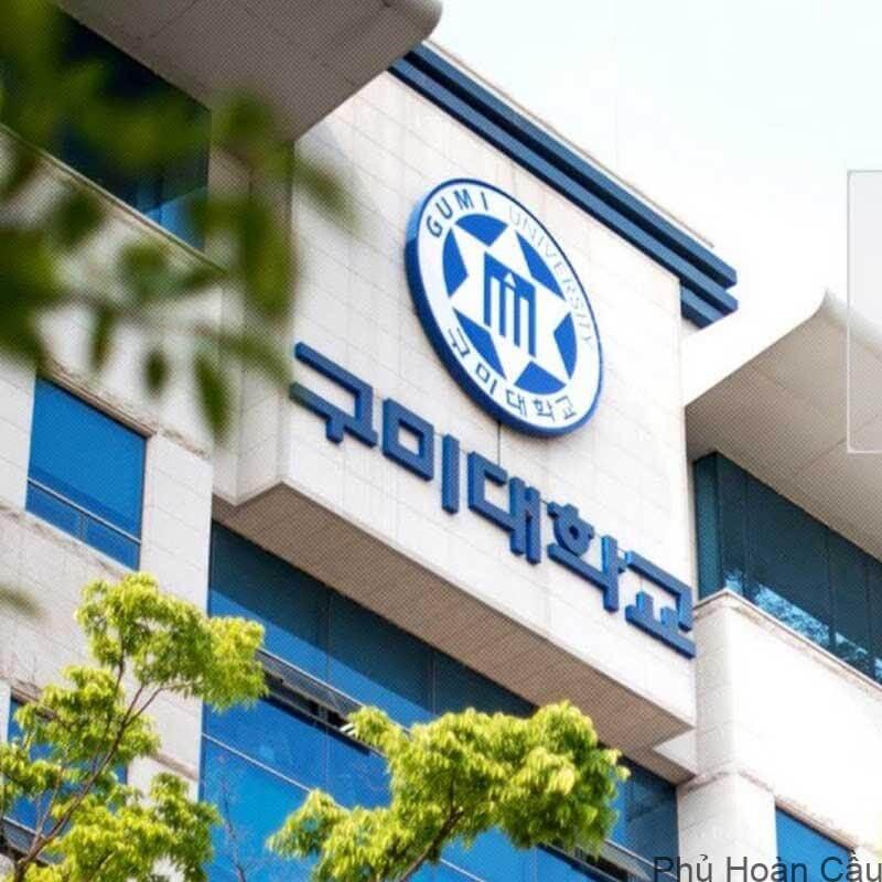 Đại học Gumi Hàn Quốc - ngôi trường trẻ với môi trường học tập năng động