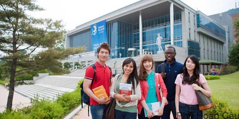 Đại học Hallym Hàn Quốc – bạn có biết đây là trường TOP đầu Châu Á