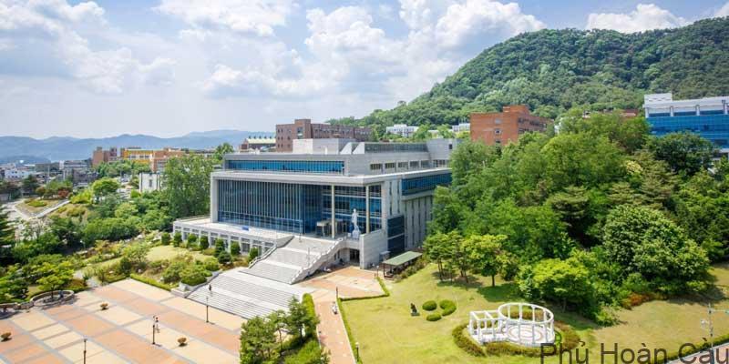 Đại học Hallyum Hàn Quốc sở hữu rất nhiều điểm mạnh