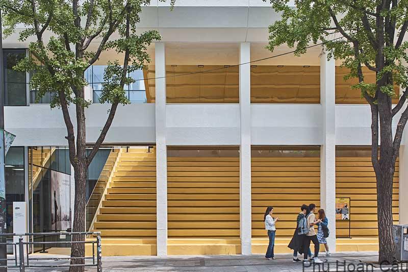 Đại học Hongik có nhiều chuyên ngành để du học sinh lựa chọn