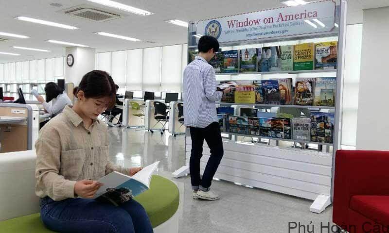 Học tập tại trường đại học Đông A Busan là ước mơ của nhiều bạn trẻ