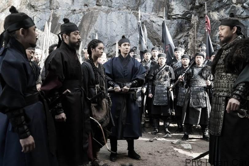 Phim cổ trang thời Joseon giúp bạn hiểu rõ hơn về Hàn Quốc và biết được Korea là ở đâu thời cổ đại.