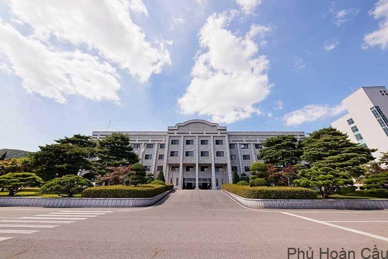 Những nét chung nhất về đại học Daejin Hàn Quốc