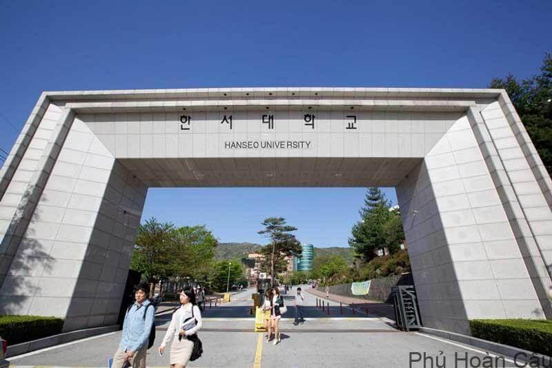 Những nét chung về đại học Hanseo mà du học sinh nên biết