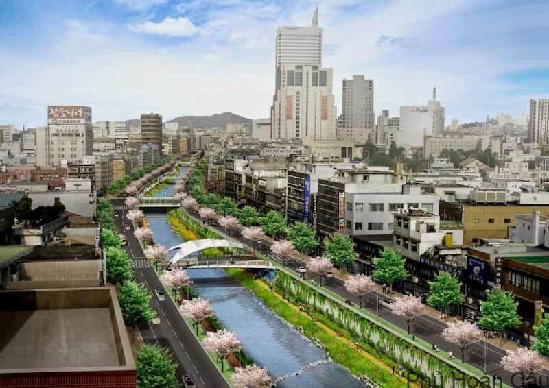 Ansan Hàn Quốc - khu phố người Việt ở Hàn Quốc