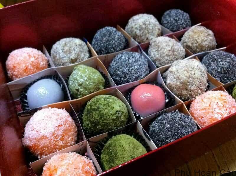 Bánh ngọt Hàn Quốc - nét quyến rũ đầy mê hoặc trong ẩm thực Hàn Quốc