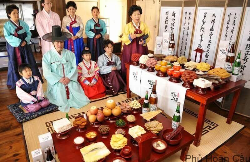 Bánh tteok Hàn Quốc có ý nghĩa đặc biệt trong các ngày lễ tết