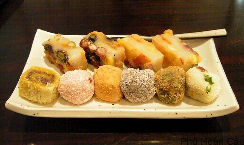 Bánh tteok Hàn Quốc - Văn hóa ẩm thực đầy nghệ thuật của người Hàn