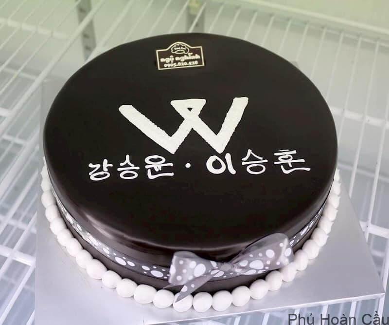 Bánh tươi Hàn Quốc