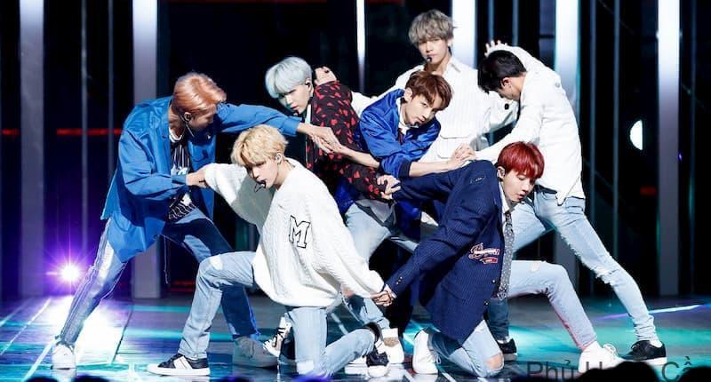 BTS hoạt động với 7 thành viên từ ngày đầu ra mắt