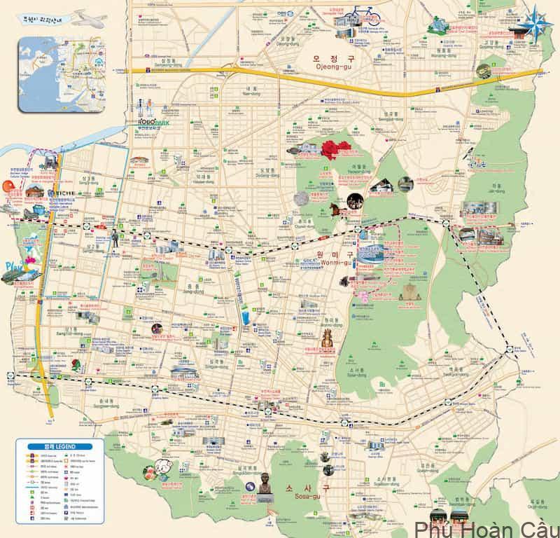Bucheon Hàn Quốc