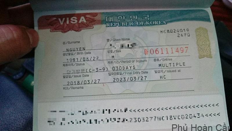 Để có thể xin E-visa Hàn Quốc thì bạn cần đáp ứng một số điều kiện nhất định