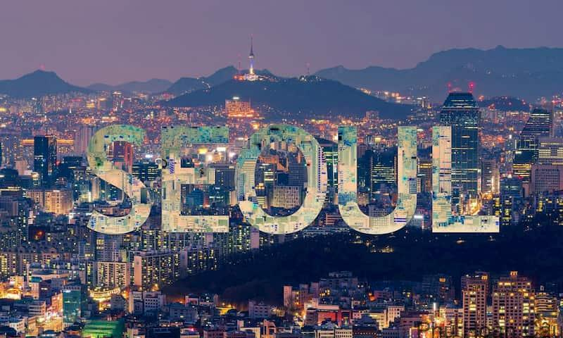 Các quận ở Seoul-khám phá Seoul qua bản đồ thành phố Seoul Hàn Quốc
