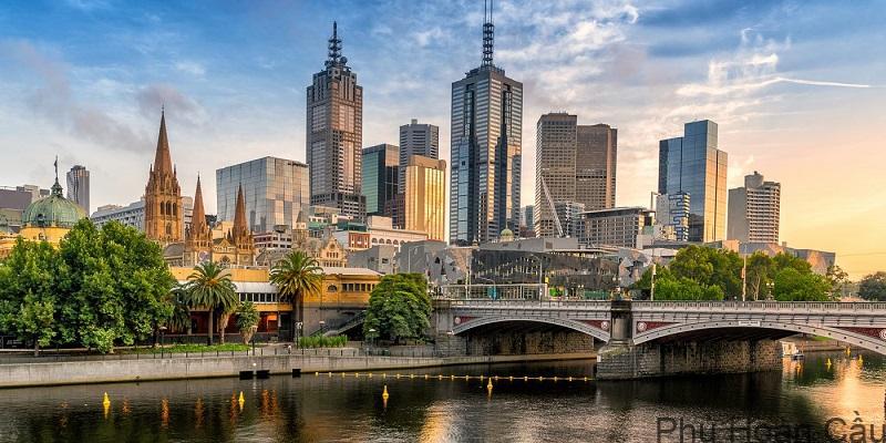 các trường đào tạo ngành quản trị nhà hàng khách sạn tại Melbourne
