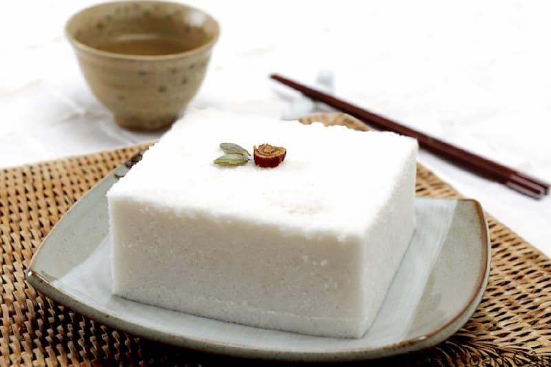 Cách làm bánh hộp Hàn Quốc Baekseolgi