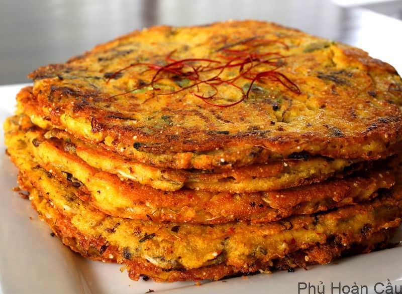 Cách làm bánh kếp Hàn Quốc chuẩn hương vị, phong cách Hàn nhất