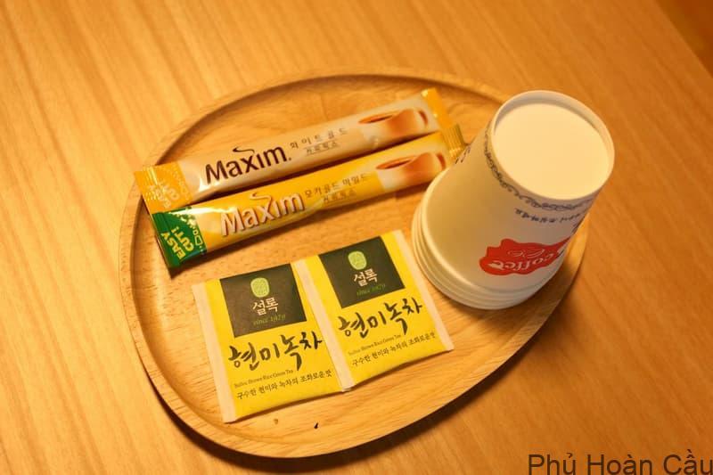 Cafe Maxim Hàn Quốc - Thương hiệu cafe nổi tiếng bậc nhất Hàn Quốc