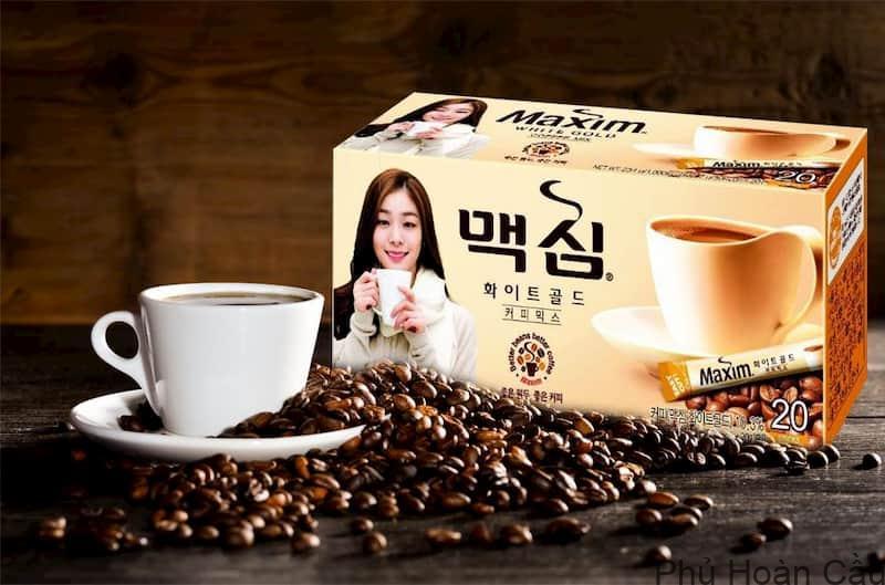 Cafe Maxim Hàn Quốc