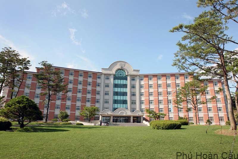 Chăm sóc sức khỏe là chuyên ngành thế mạnh của trường Kyung Dong