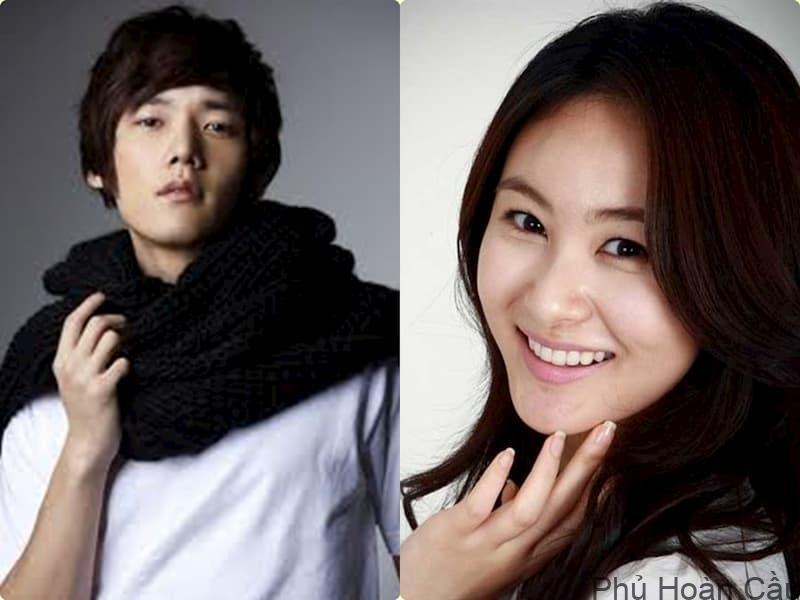 Choi Jin Hyuk và bạn gái Son Eun Seo