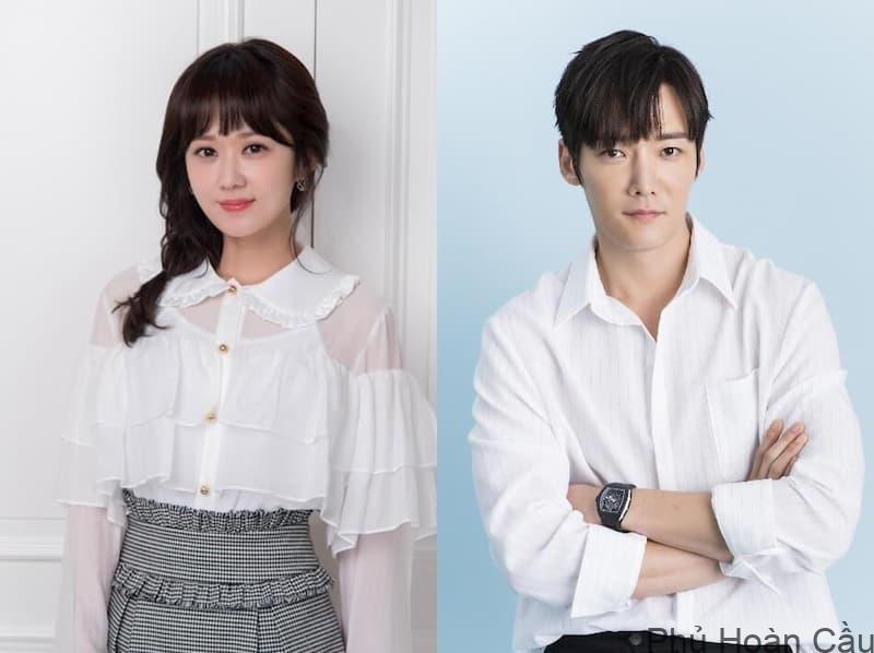 Choi Jin Hyuk và Jang Nara