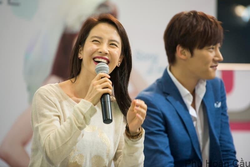 Choi Jin Hyuk và Song Ji Hyo