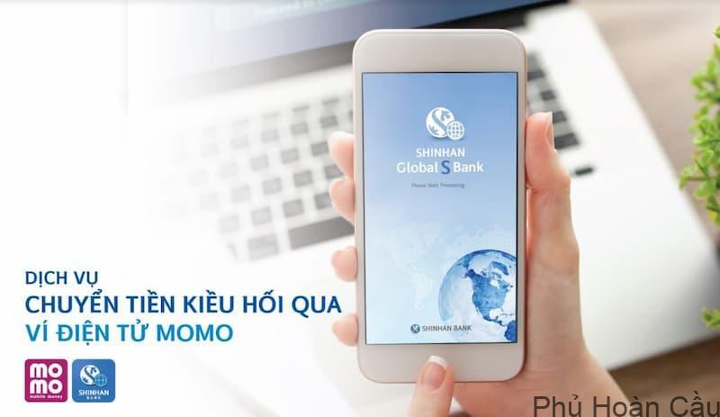 Chuyền tiền từ Hàn Quốc về Việt Nam qua ngân hàng Shinbank