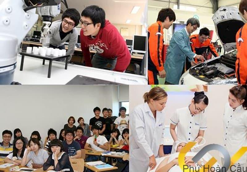 Có nên du học nghề Hàn Quốc