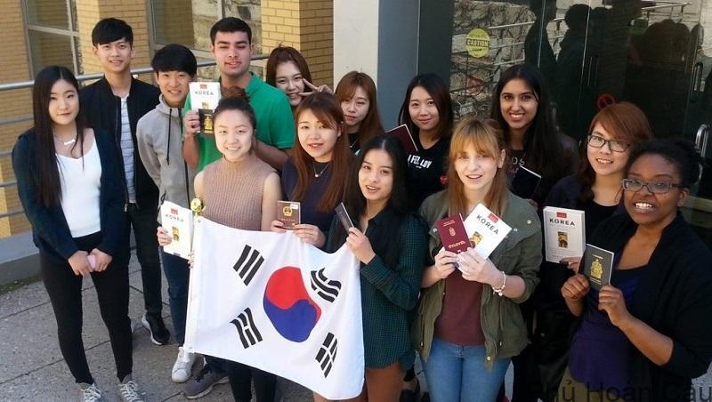 Cuộc sống của du học sinh tại Hàn Quốc được đánh giá là khá tốt