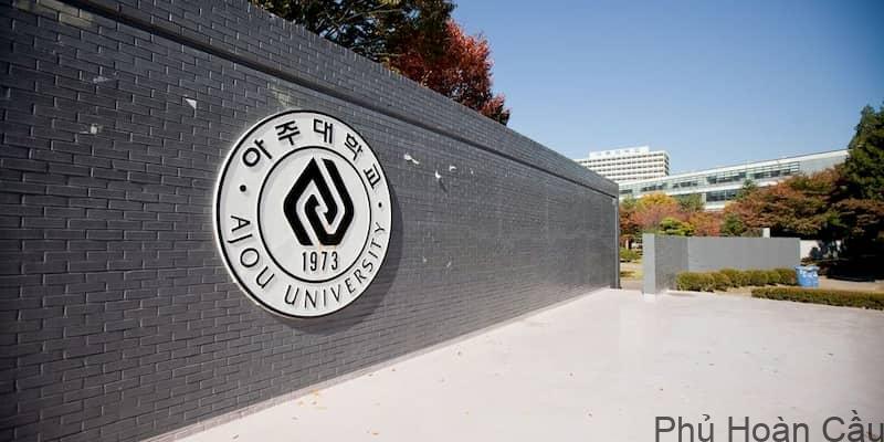Đại học Ajou Hàn Quốc: học phí - thư viện - phòng ăn - ký túc xá