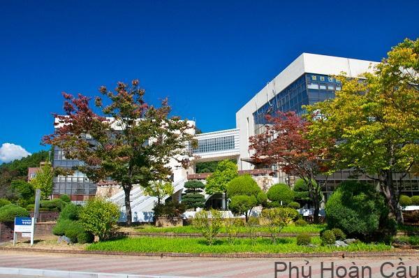 Đại học Andong thu hút nhiều sinh viên quốc tế
