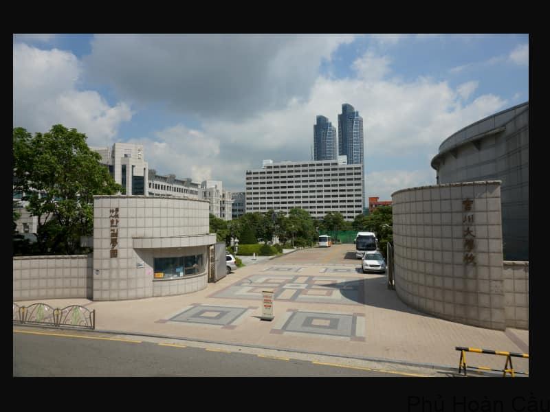 Đại học Bucheon Hàn Quốc