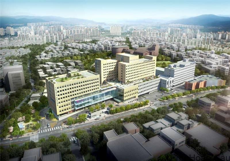 Đại học Catholic Hàn Quốc: trường đại học công giáo Hàn Quốc