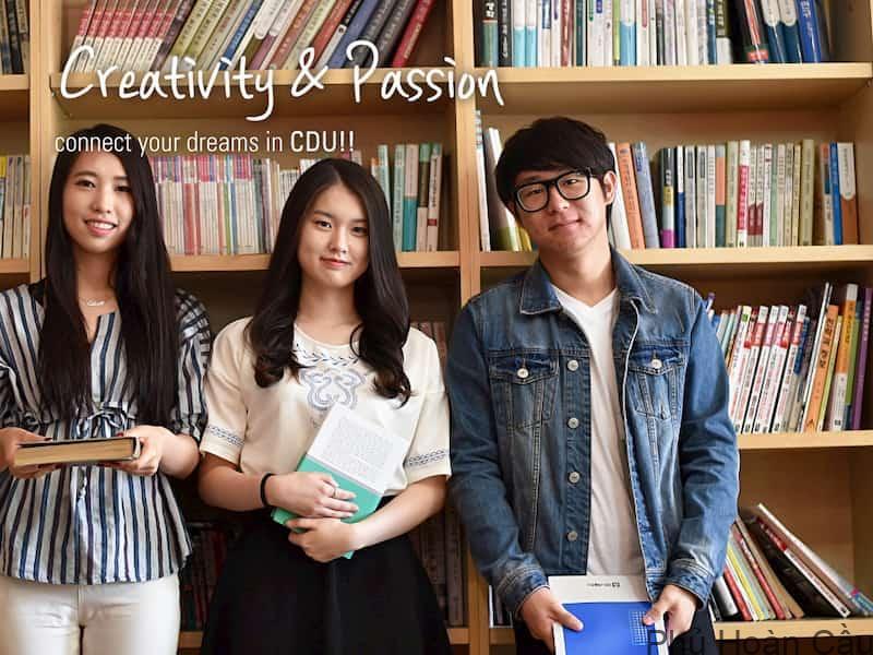 Đại học Chodang Hàn Quốc hỗ trợ sinh viên hết sức về học phí, học bổng