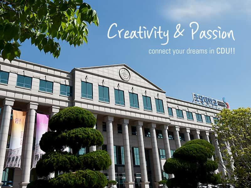 Đại học Chodang Hàn Quốc: thông tin về các ngành, học phí, học bổng