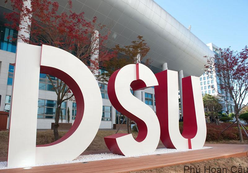 Đại học Dongseo sở hữu rất nhiều thế mạnh