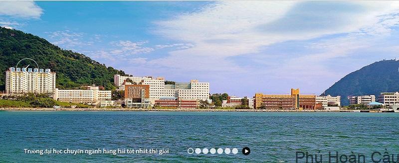 Đại học Hàng hải Pusan