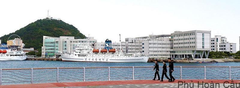 Đại học Hàng hải Hàn Quốc