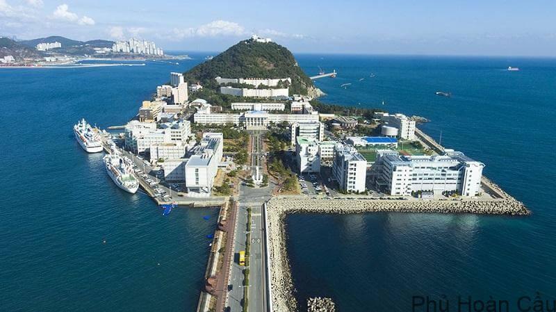 đại học Hàng hải và đại dương Hàn Quốc
