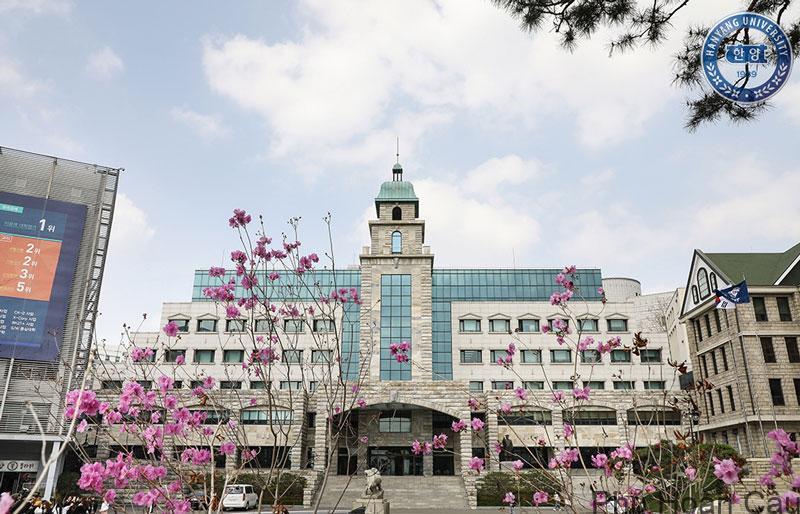 Đại học Hanyang Hàn Quốc - TOP 6 trường uy tín nhất xứ sở kim chi