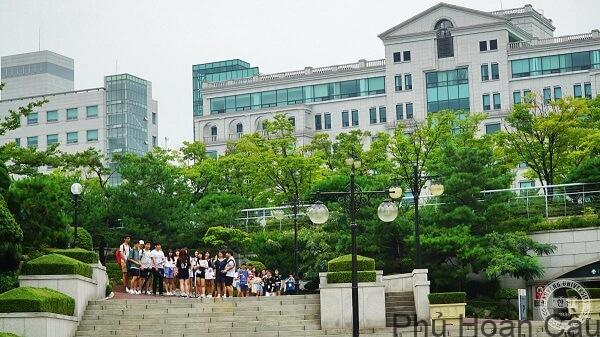 Đại học Hanyang ngành kỹ thuật tốt nhất