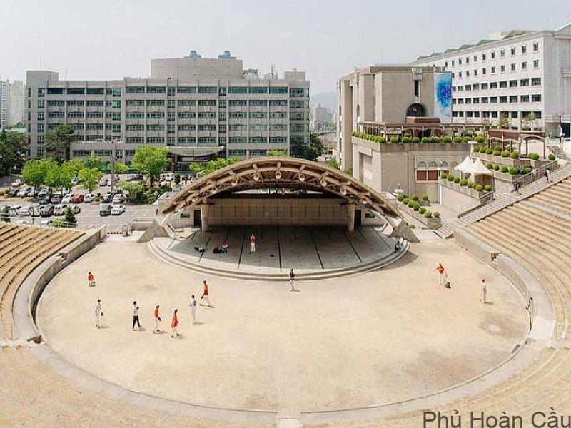 Trường Đại học Han Yang tại Hàn Quốc