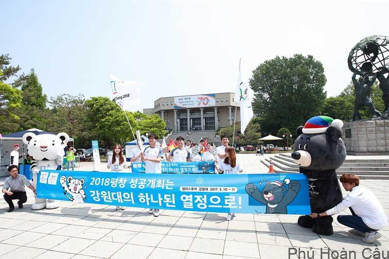 Đại học Kangwon hiện có rất nhiều chuyên ngành đào tạo, các bậc học với học phí khác nhau