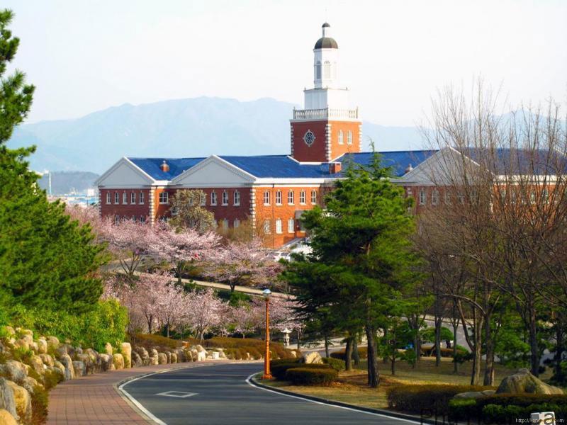 Đại học Keimyung thu hút rất nhiều du học sinh