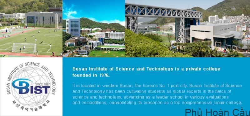 Đại học Khoa học Kỹ thuật Busan